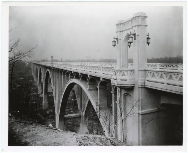 Brookpark Viaduct photograph