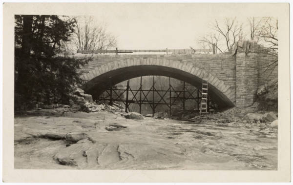 Chippewa Falls Bridge in Brecksville, Ohio