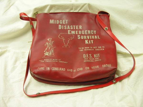 Mighty Midget Disaster Emergency Survival Kit