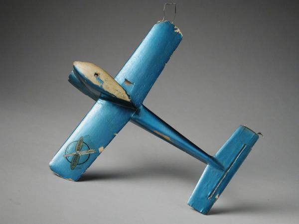 Neil Armstrong Model Airplane