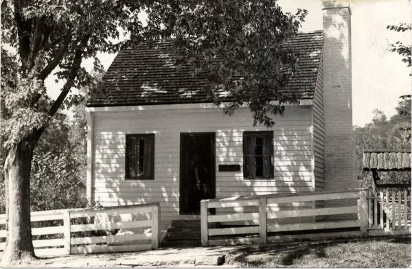 Ulysses S. Grant birthplace photographs