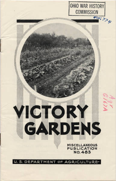 Victory Gardens pamphlet