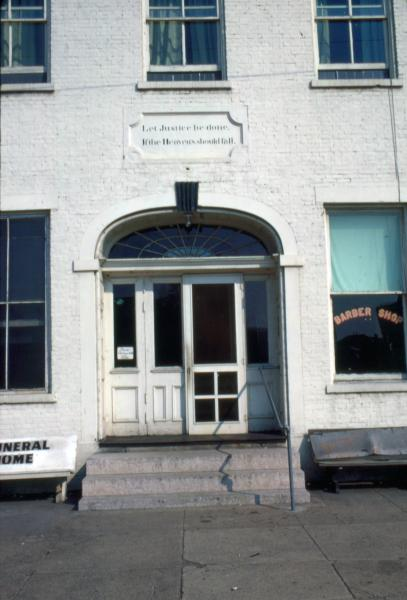 Somerset Government Building photograph