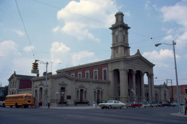 Ross County Courthouse
