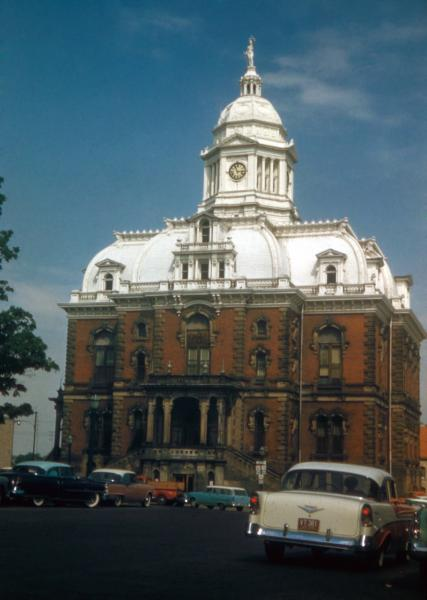 Old Richland County Courthouse