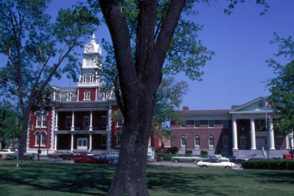 Old Medina County Courthouse