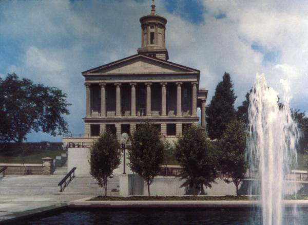Tennessee State Capitol photograph