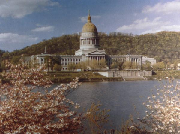 West Virginia State Capitol photograph