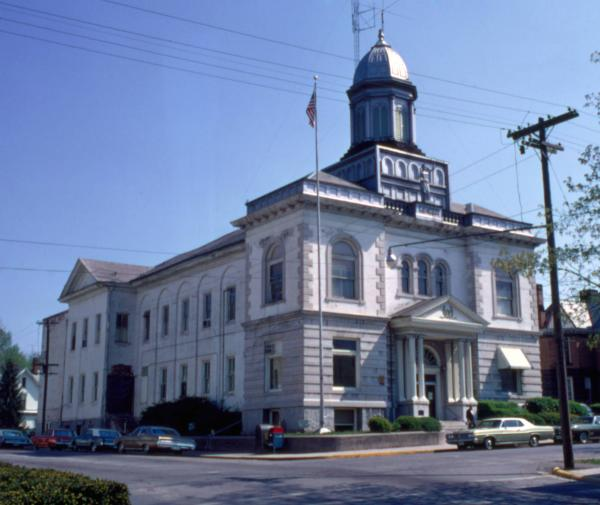 Warren County Courthouse