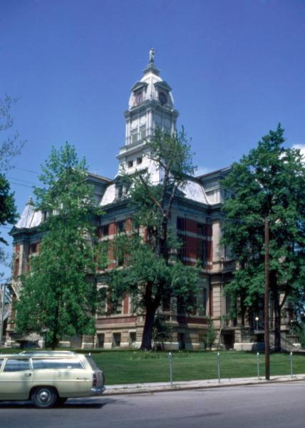 Union County Courthouse