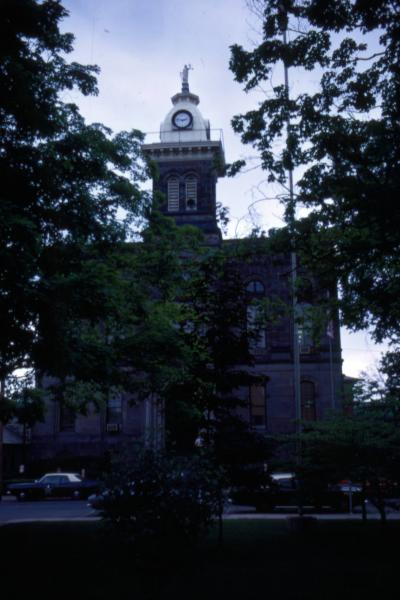 Columbiana County Courthouse