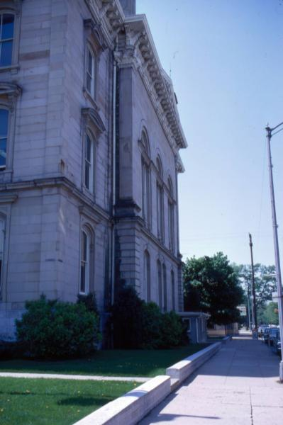 Darke County Courthouse