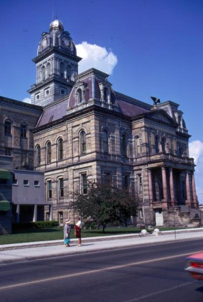 Allen County Courthouse
