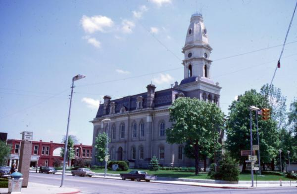 Logan County Courthouse