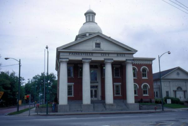 Painesville City Hall