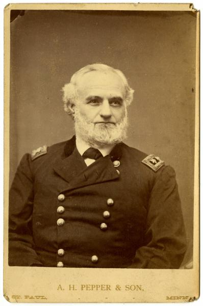 Unidentified Union General photograph