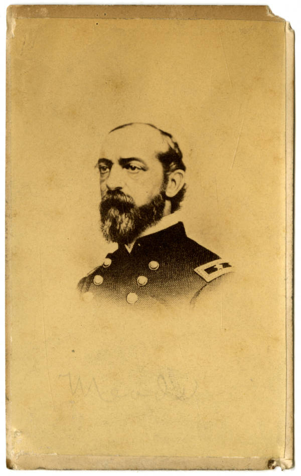 George G. Meade photograph
