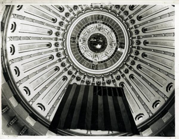 Ohio Statehouse Rotunda Interior