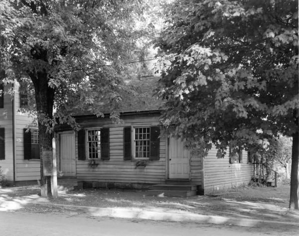 First Post Office in Gallipolis