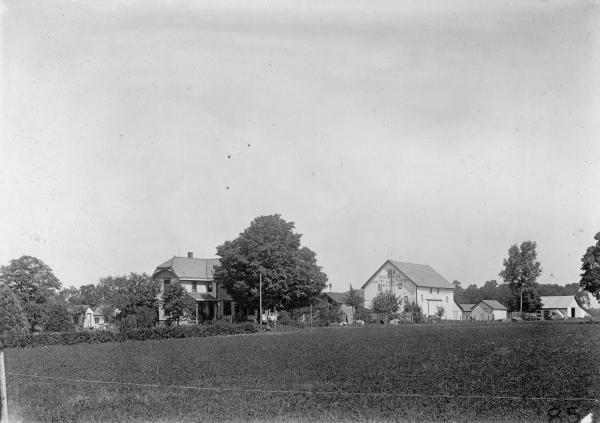 Ira Kellar Farmhouse and Outbuildings