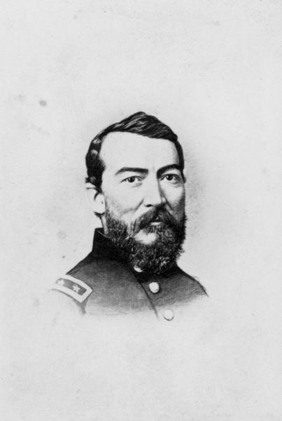 General Philip H. Sheridan portrait