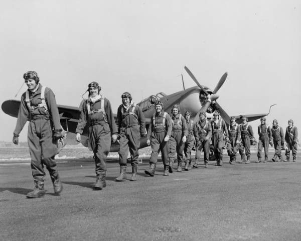 Curtiss-Wright Corporation Test Pilots