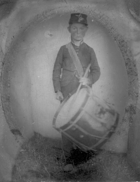 Joseph Fissell, Youngest Soldier from Ohio in Union Army
