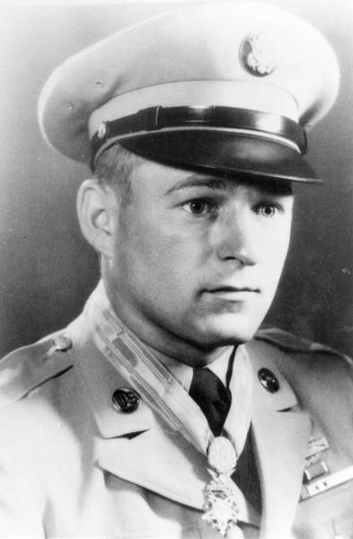 Ron Rosser, Medal of Honor Recipient