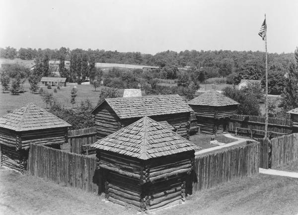 Fort Recovery Stockade