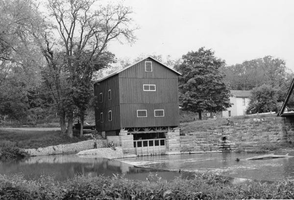 Indian Mill photograph