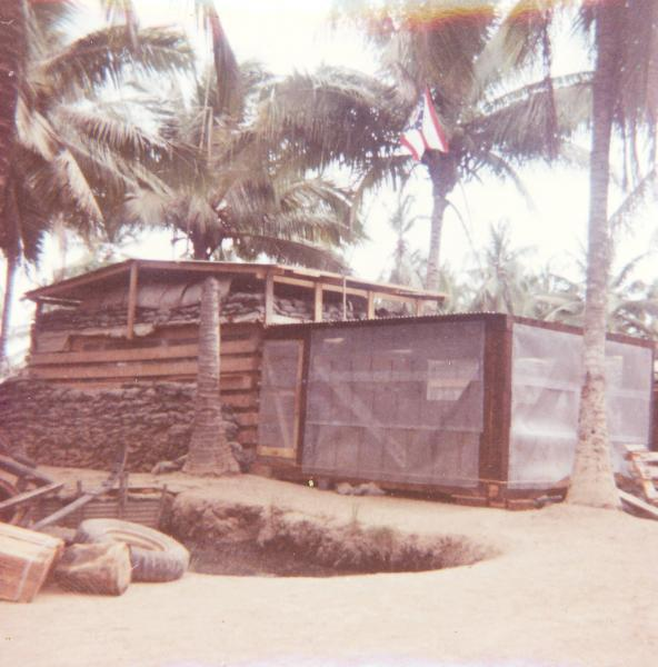 Ohio Flag in Vietnam