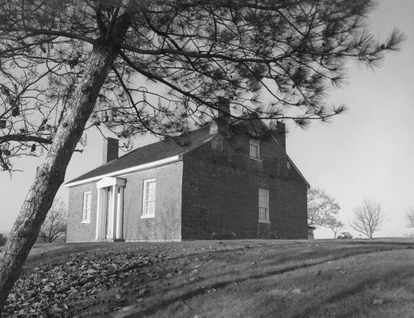 John Rankin House photograph
