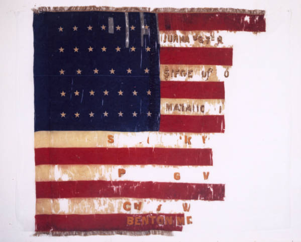 National Colors of the 7th Independent Battery, O.V.V.L.A.