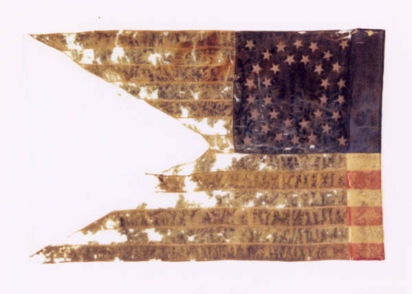 Guidon of the 7th O.V.C.