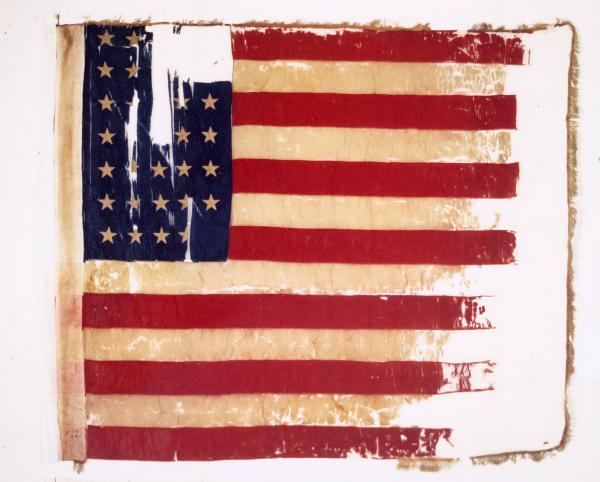 National Colors of the 5th O.V.I.