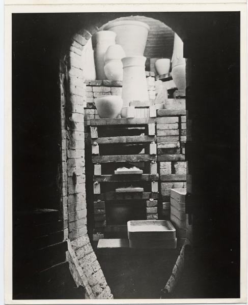 Pottery industry photograph
