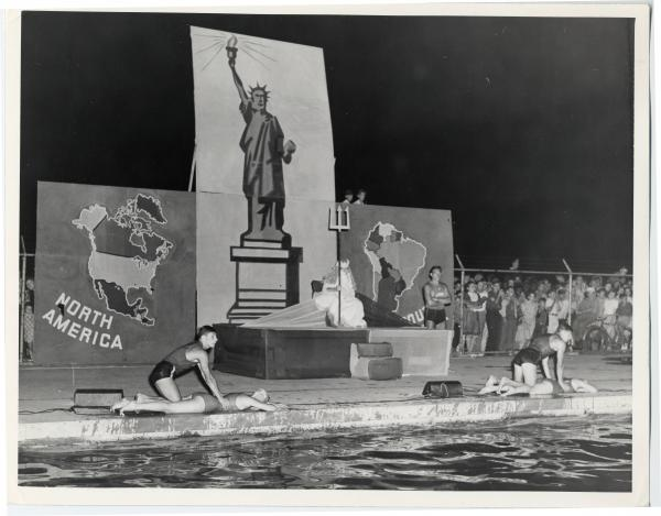 Water Pageant at Scott Pool