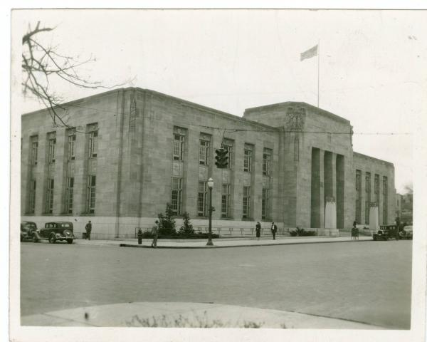 Springfield Post Office building