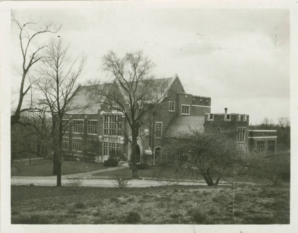Koch Hall at Wittenberg College