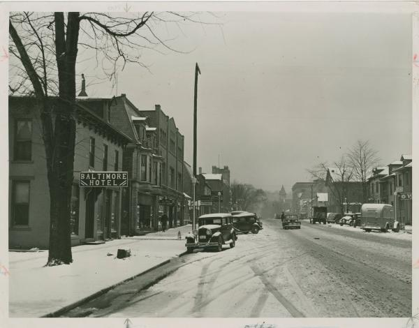 Main Street in Chillicothe