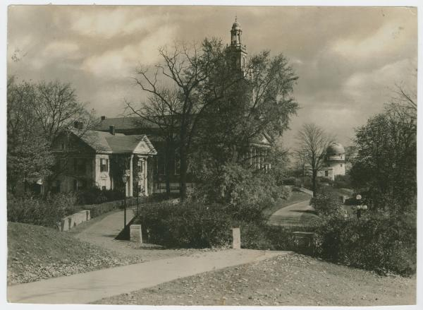 Swasey Chapel and Observatory, Denison Univeristy