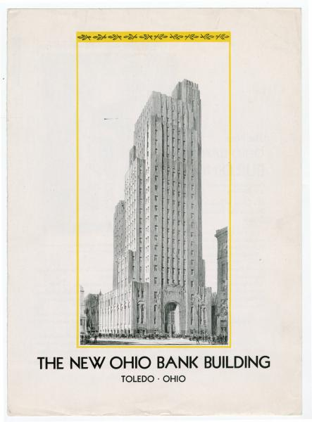 Advertisement for Ohio Bank Building