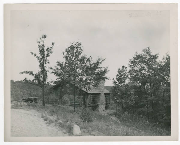 Shelter House in Germantown Dam Park