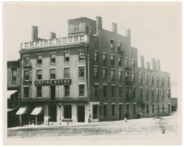 Old Empire House photograph