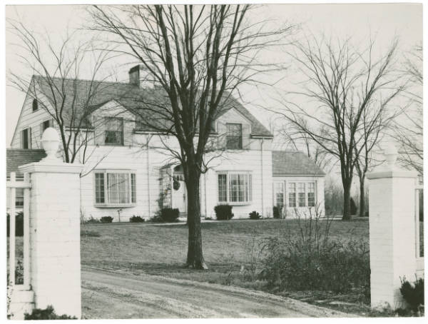 Residence in Lima photograph