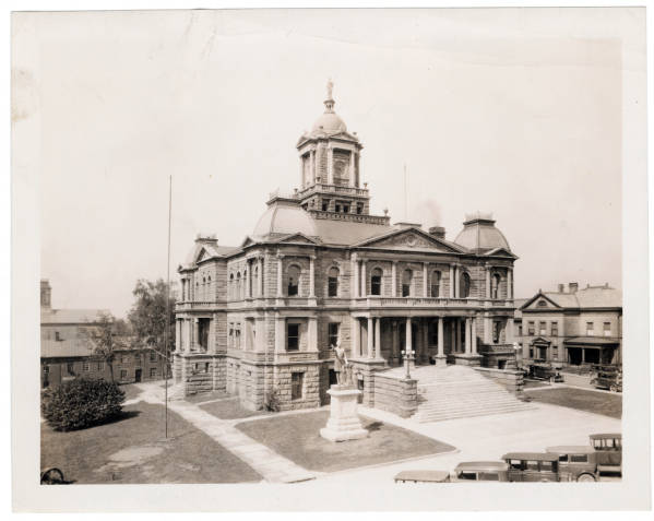 Harrison County Courthouse photograph