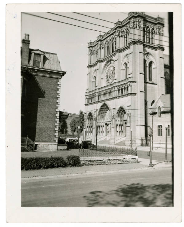 St. Mary's Cathedral photograph