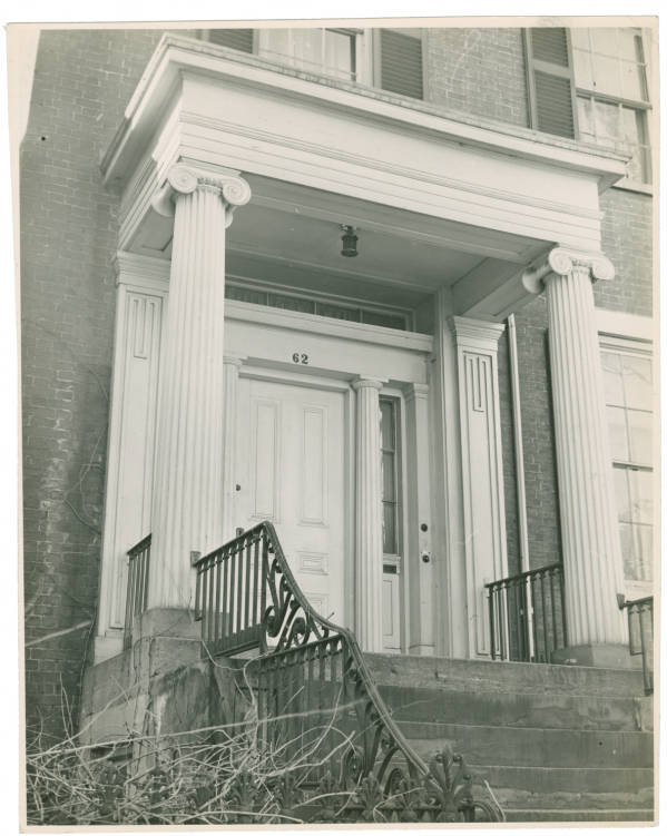 Reeves-Woodrow-Butler House photograph