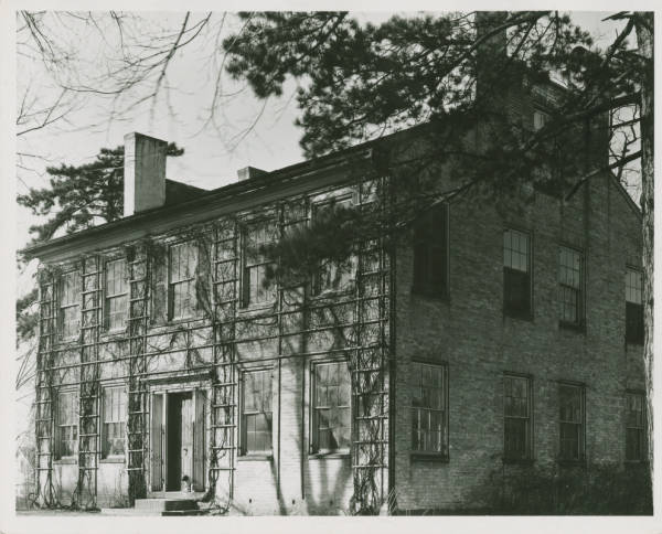 Addison Rodgers' House