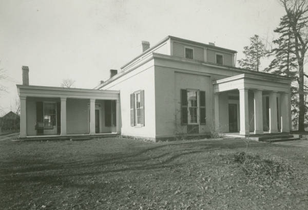 Kendrick-Barrett House photograph